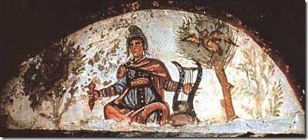 Christ as Orpheus