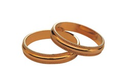 weddings rings